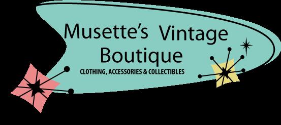 Musette's-Vintage-Boutique Logo