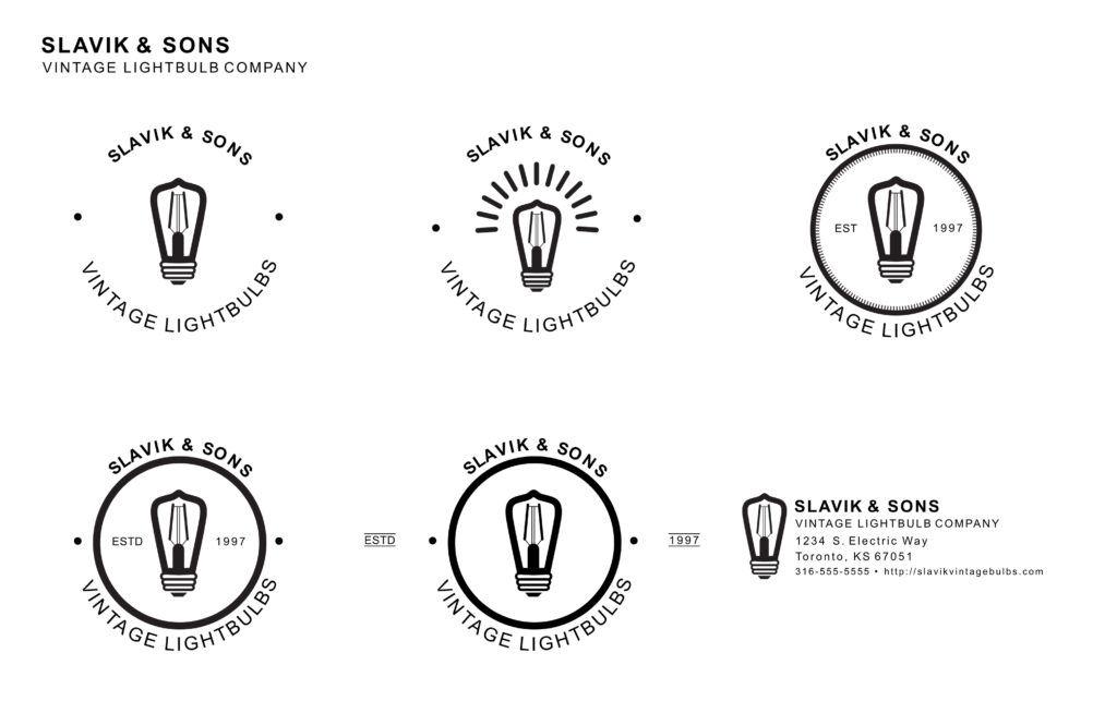 Slavik & Sons Lightbulb Company