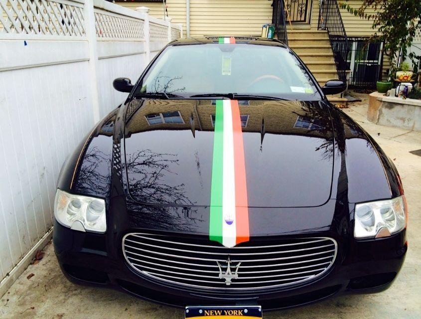 2005 Maserati Quattroporte Custom Italian Luxury 4 Door Supercar