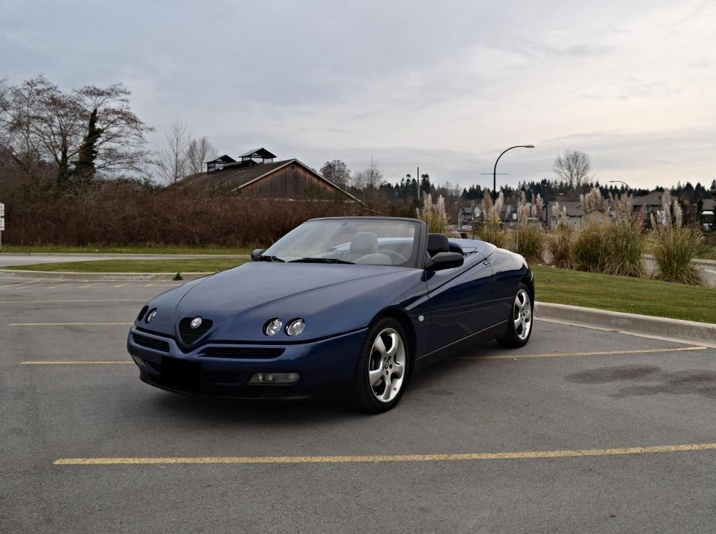 1996 Alfa Romeo Spider 916