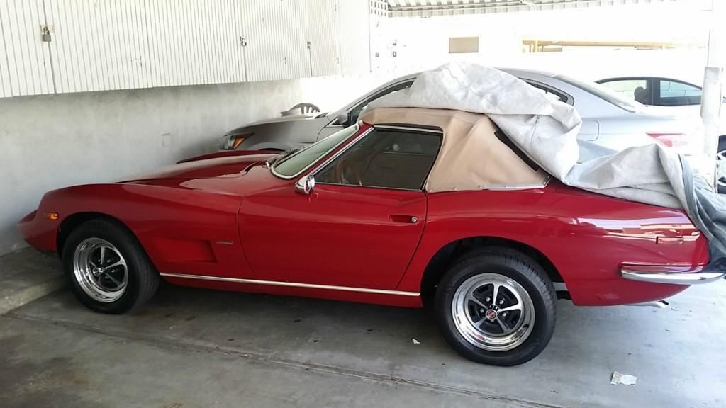 1969 Intermeccanica Italia inspired Ferrari Nembo Spider