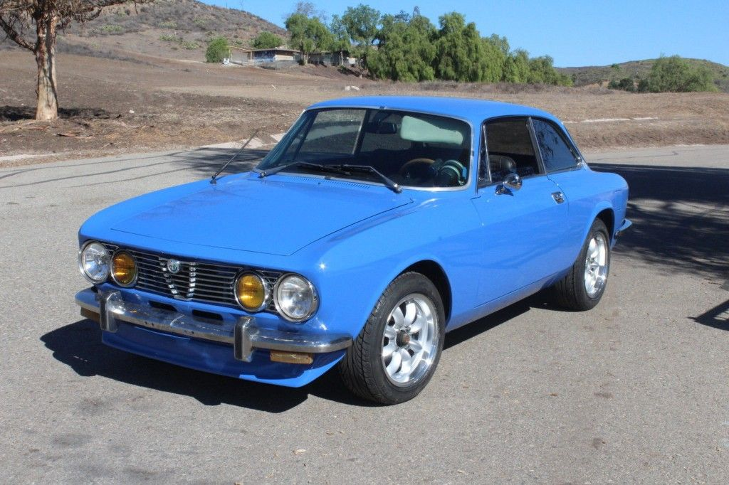 1974 Alfa Romeo GTV Azzurro LE MANS #348