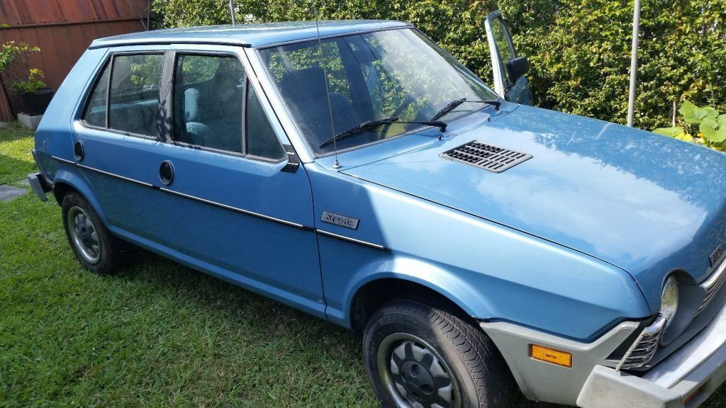 NICE 1980 Fiat Strada
