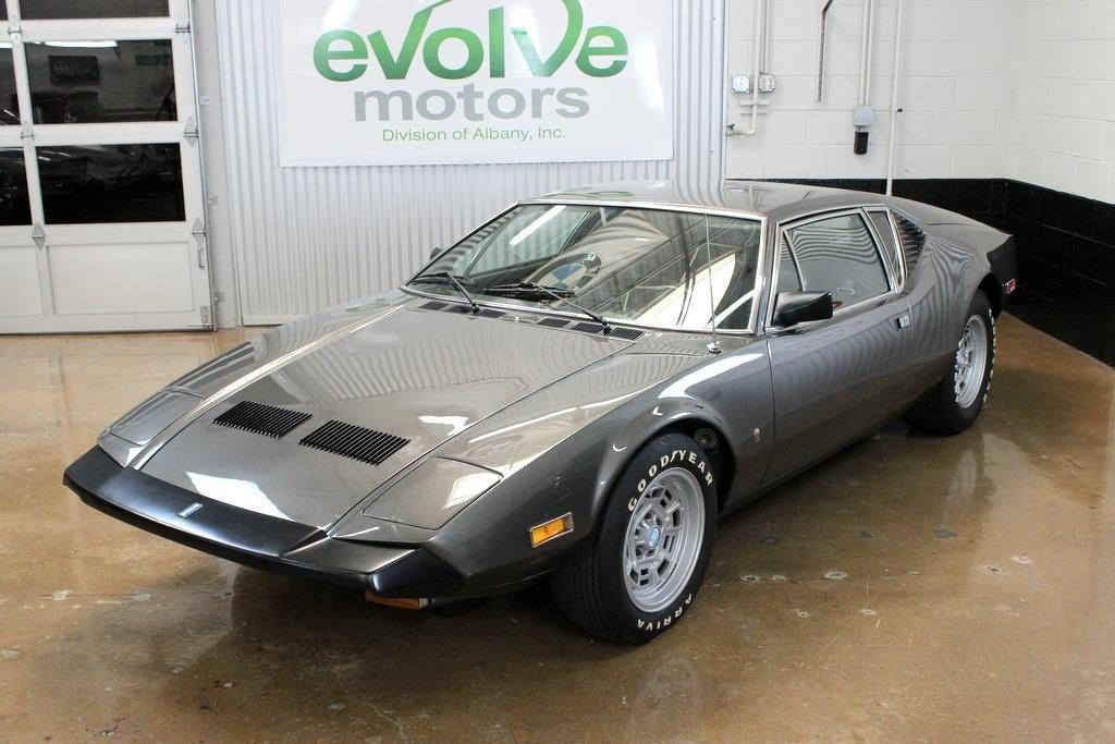 GREAT 1973 De Tomaso L