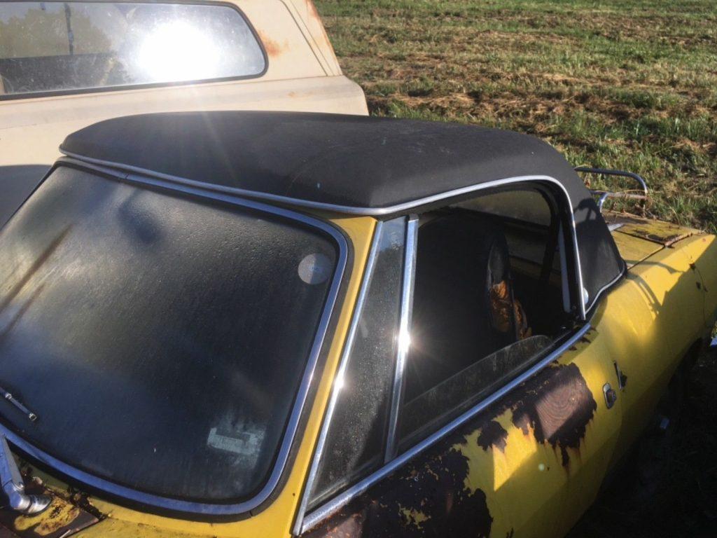 1971 & 1973 FIAT 850 Sport