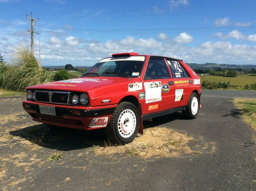 1989 Lancia Delta Integrale Race Trim