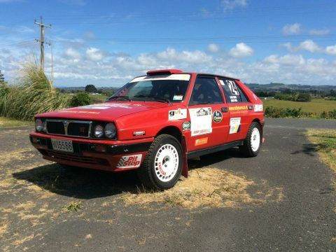 1989 Lancia Delta Integrale Race Trim for sale