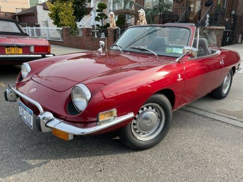 1972 Fiat 850 Convertible for sale