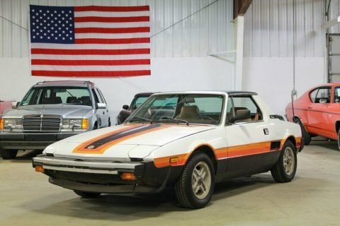 1980 Fiat X1/9 for sale