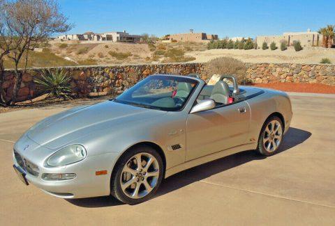 2004 Maserati Spyder Cambiocorsa 4200 for sale