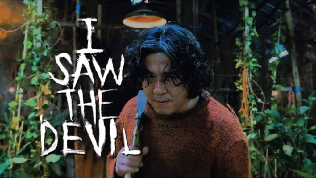 I saw the devil Korean thriller movie
