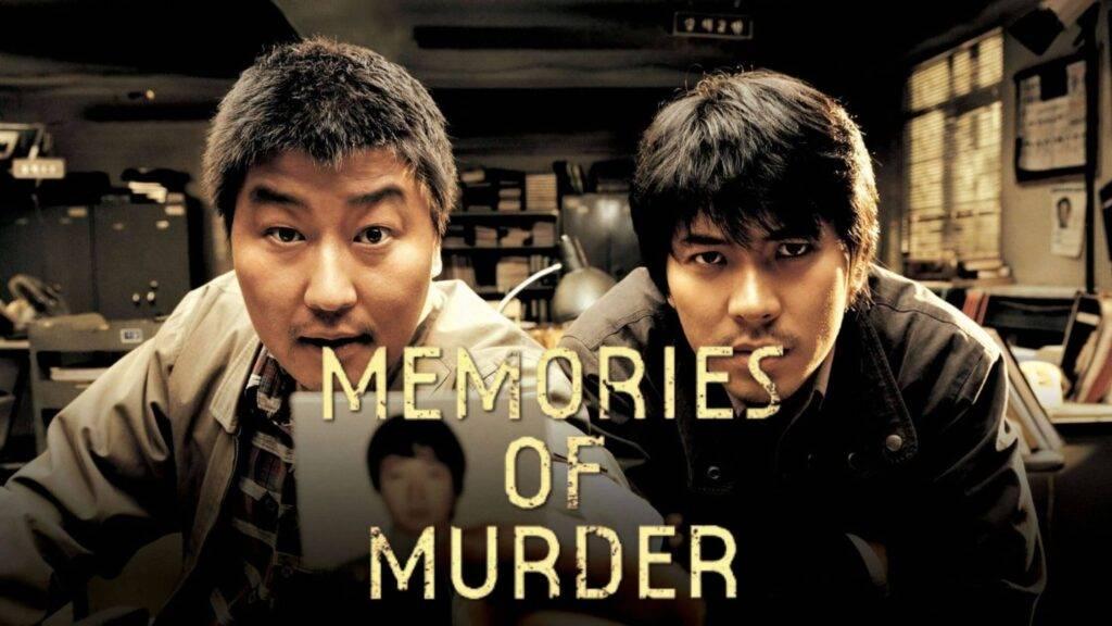 Memories of murder movie