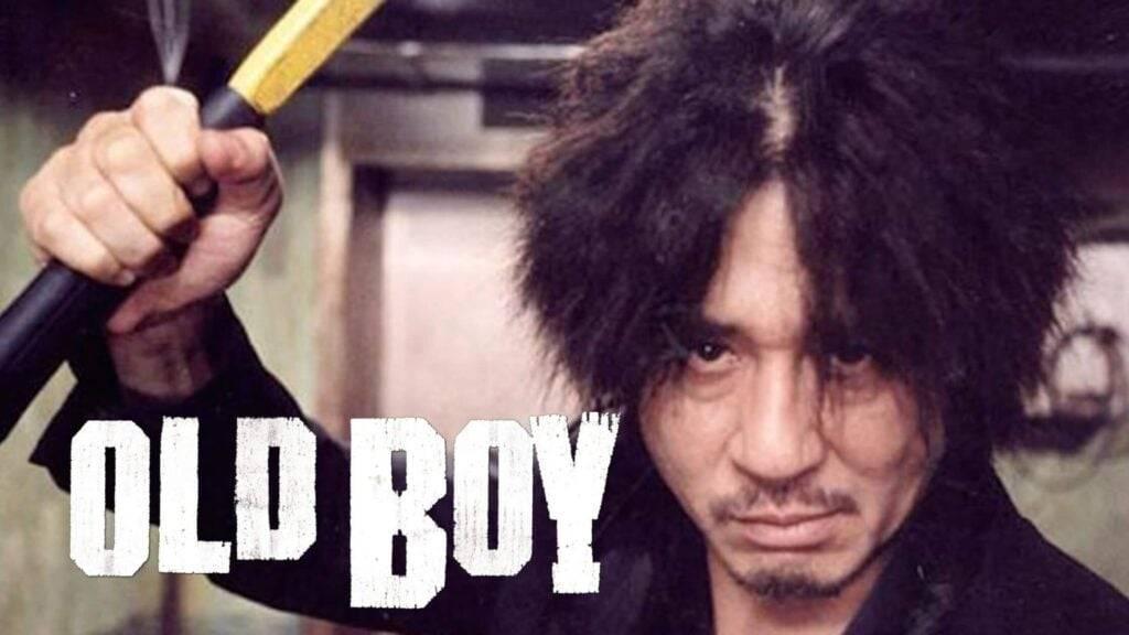 Old Boy Korean thriller movie