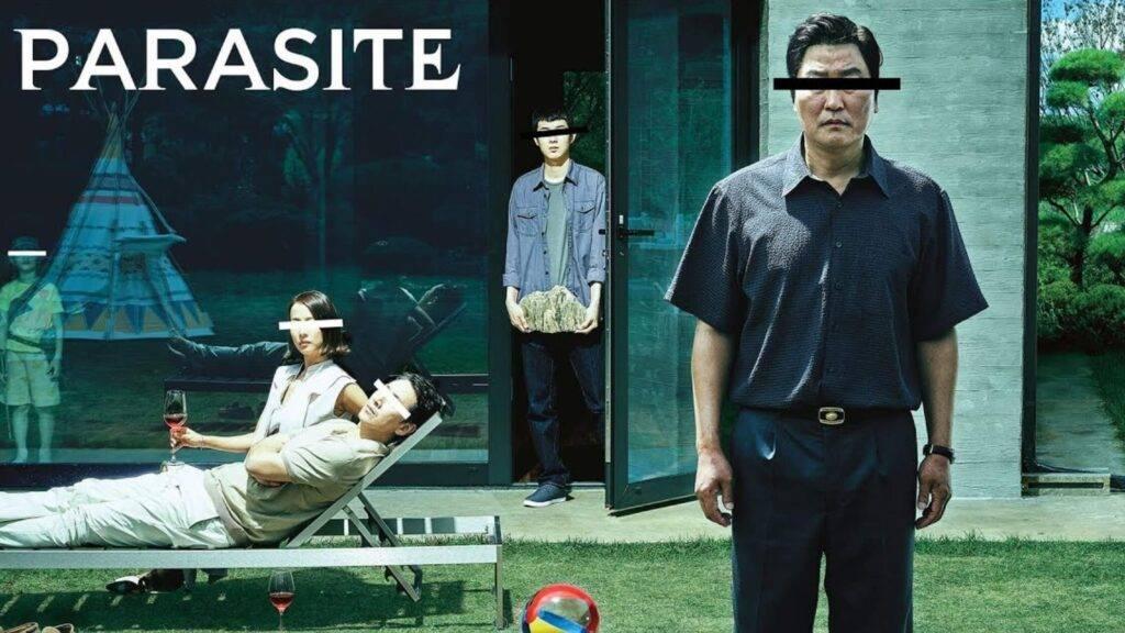 Parasite Korean thriller movies