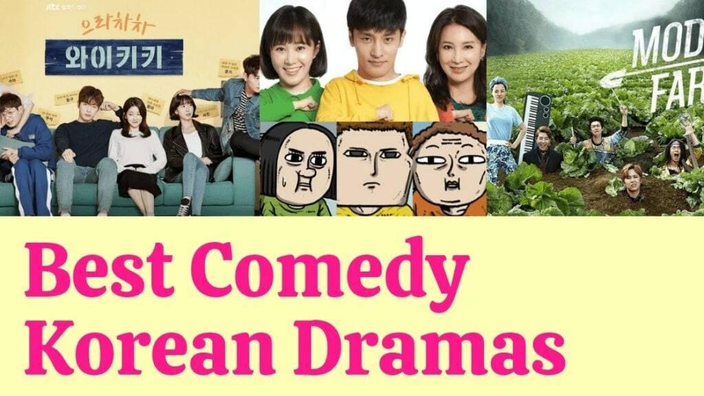 Comedy korean dramas