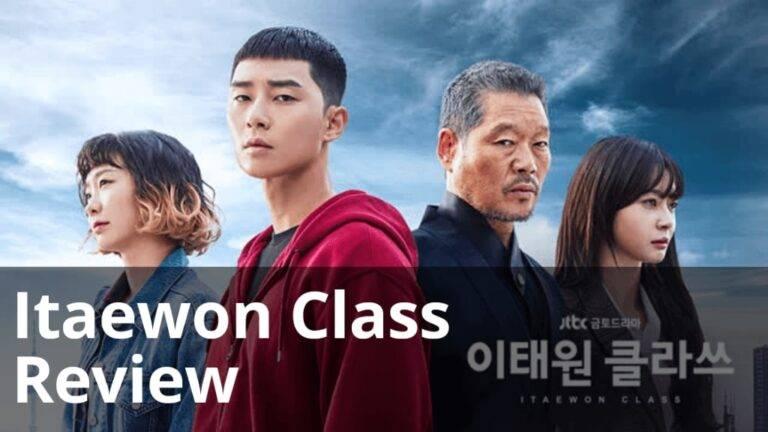 Itaewon Class Review: An Inspiring Korean Drama To Watch