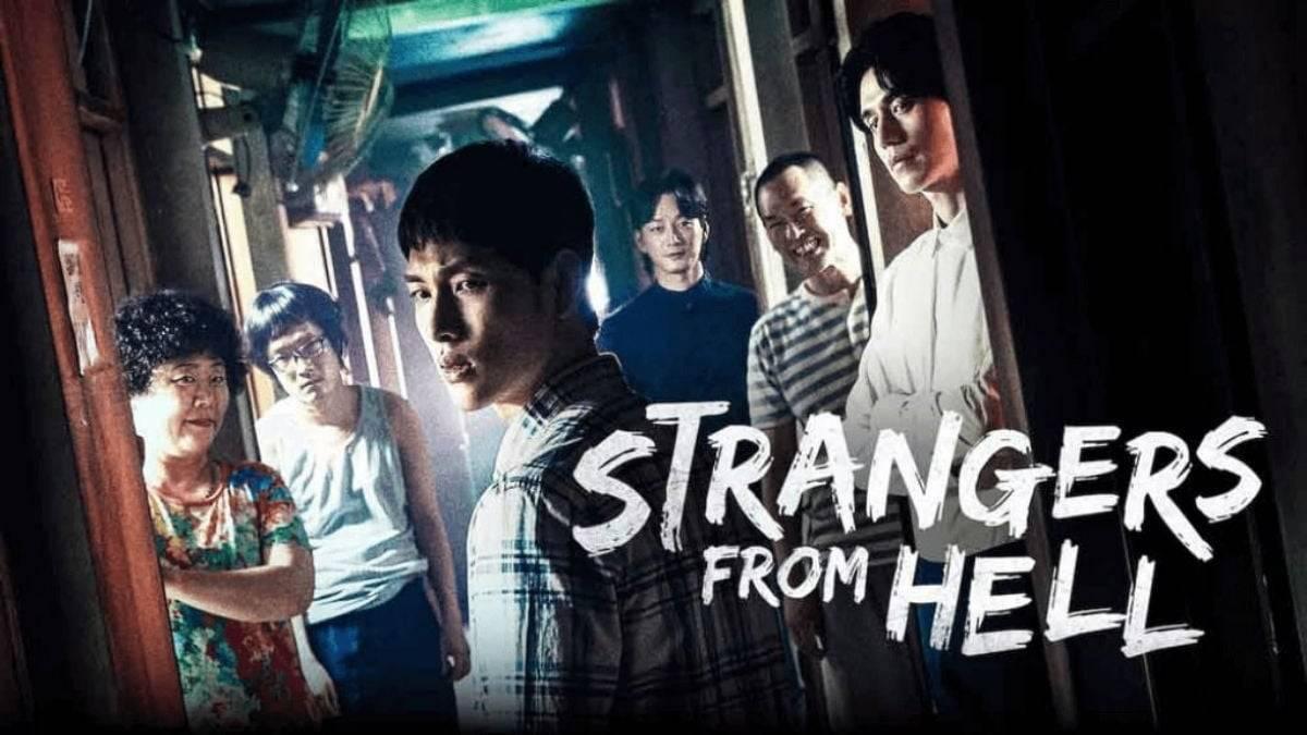Strangers From Hell thriller korean dramas