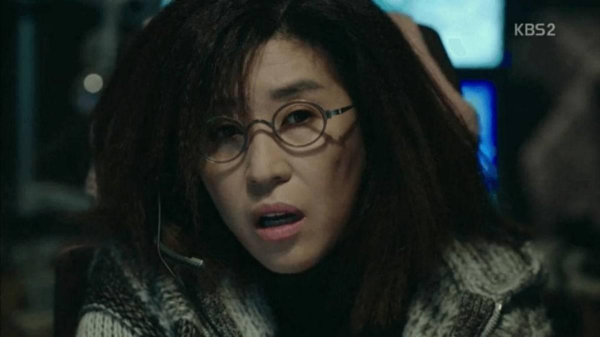 Kim Mi Kyung as Jo Min Ja - healer drama