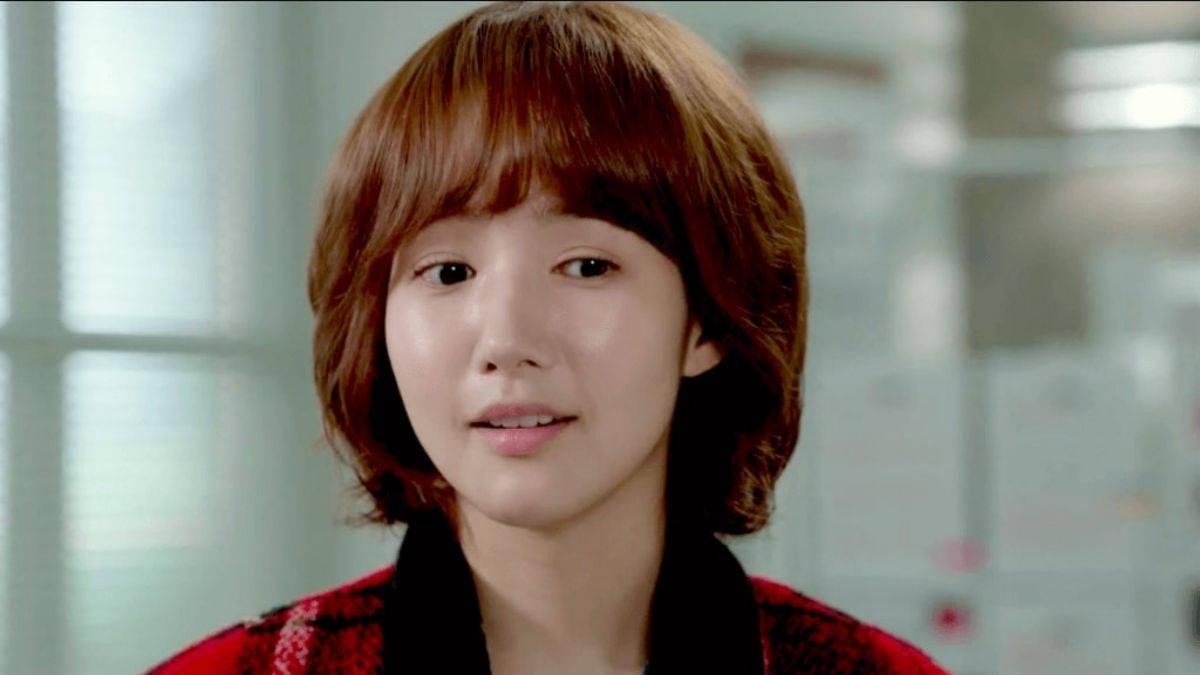Park Min Young as Chae Young Shin - healer drama