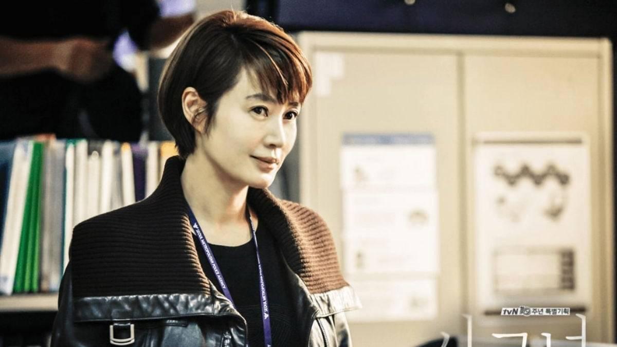 Kim Hye Soo as Cha Soo Hyun - Signal