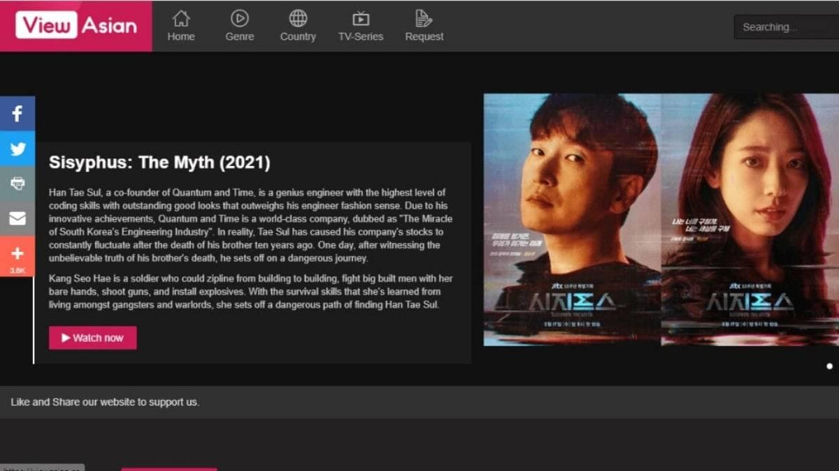 ViewAsian - watch korean dramas online for free