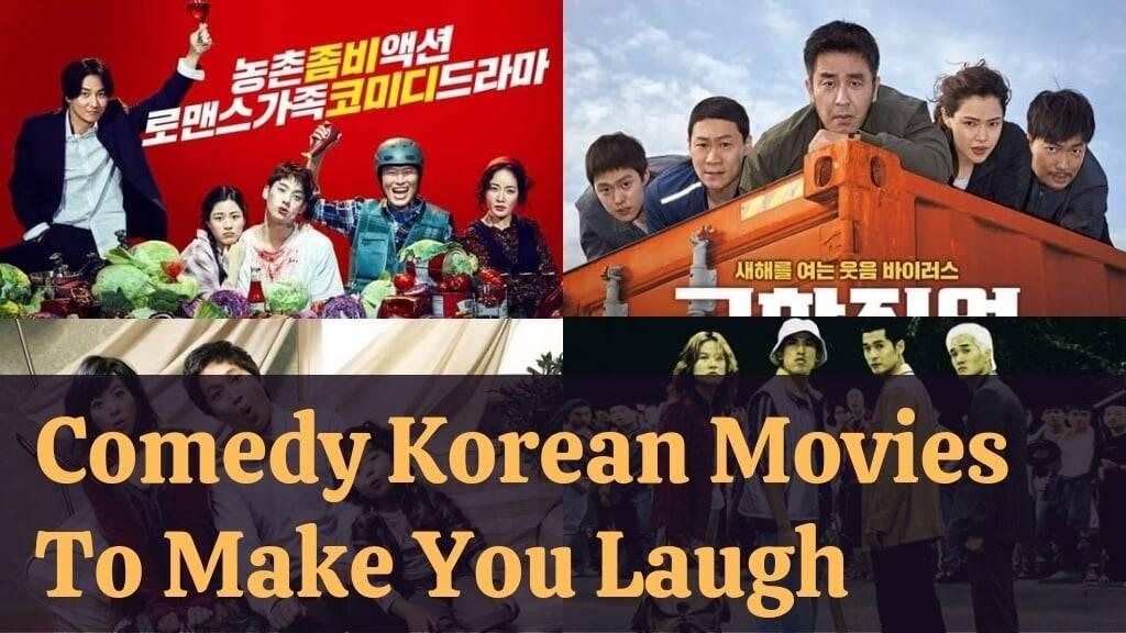 Comedy korean movies
