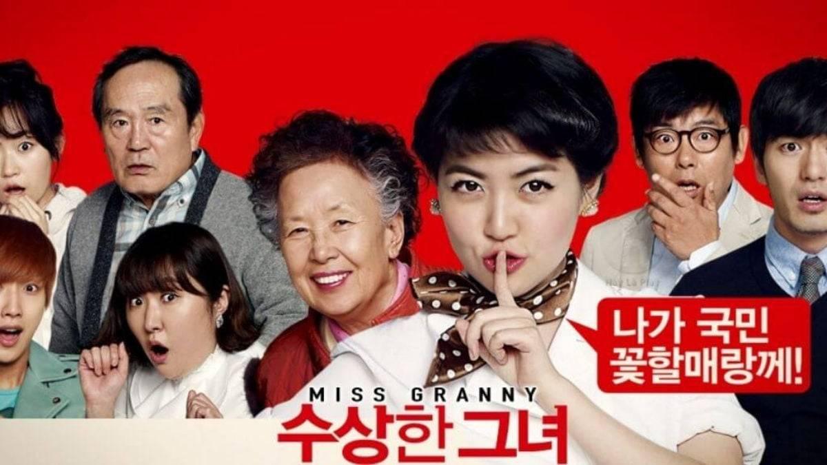 Miss Granny movie