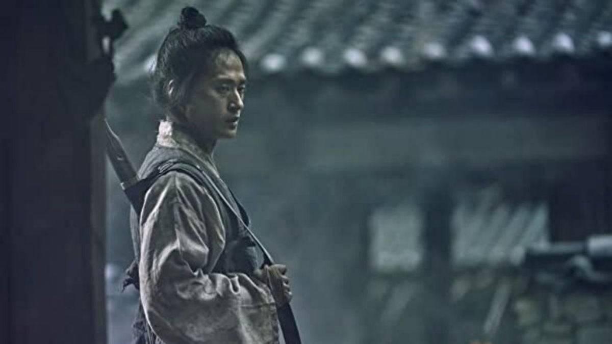 Kim Sung Gyu as Young Shin - kingdom series