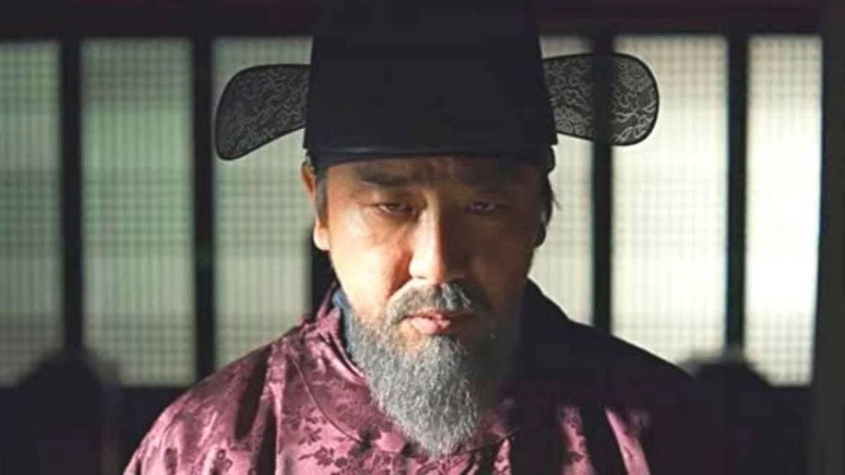 Ryu Seung Ryong as Jo Hak Jo - Kingdom