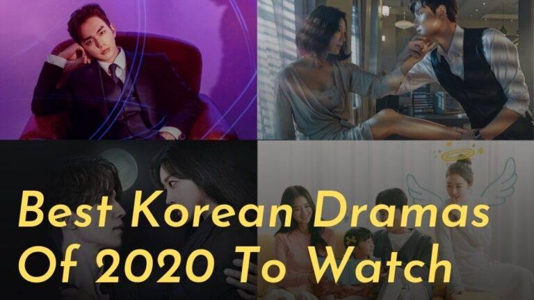 20 Best Korean Dramas Of 2020 To Binge-Watch Now
