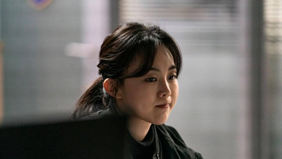 Geun Sae Rok as Seo Seung Ah