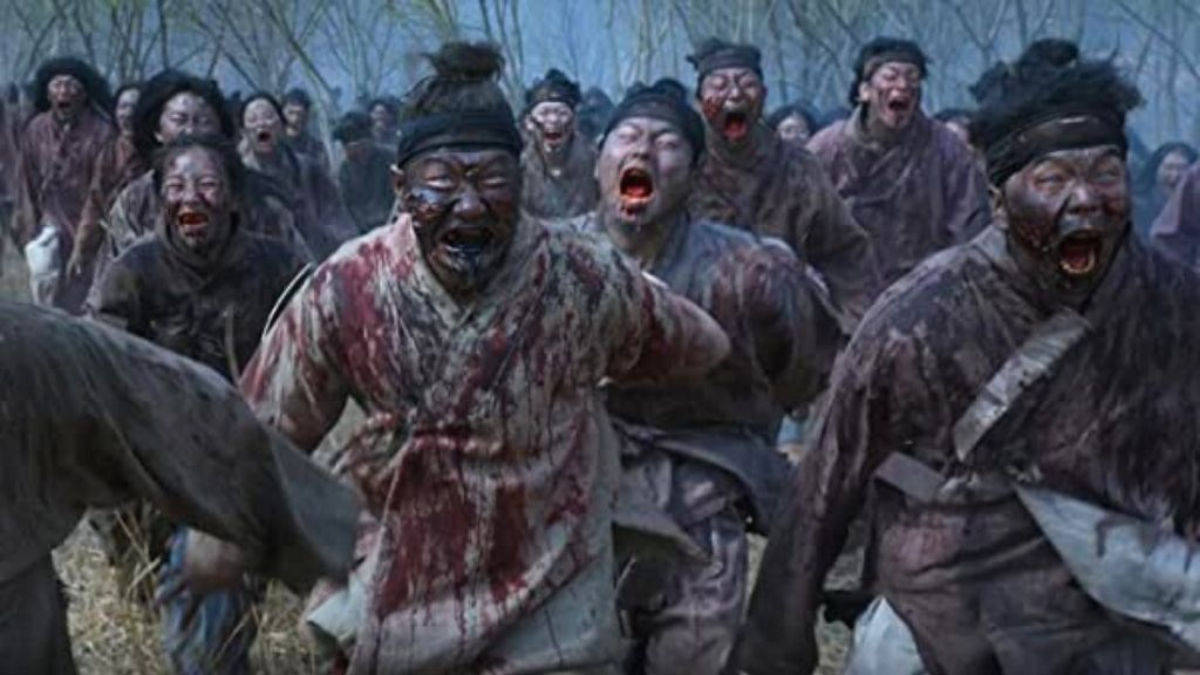 Kingdom zombies cinematography