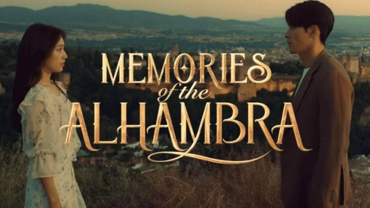 Memories of the Alhambra - drama starring park shin hye