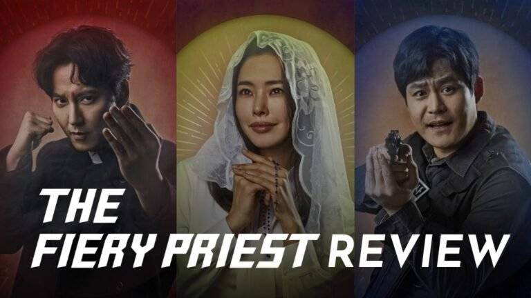 The Fiery Priest Review: A Hidden Gem With Comedy & Action