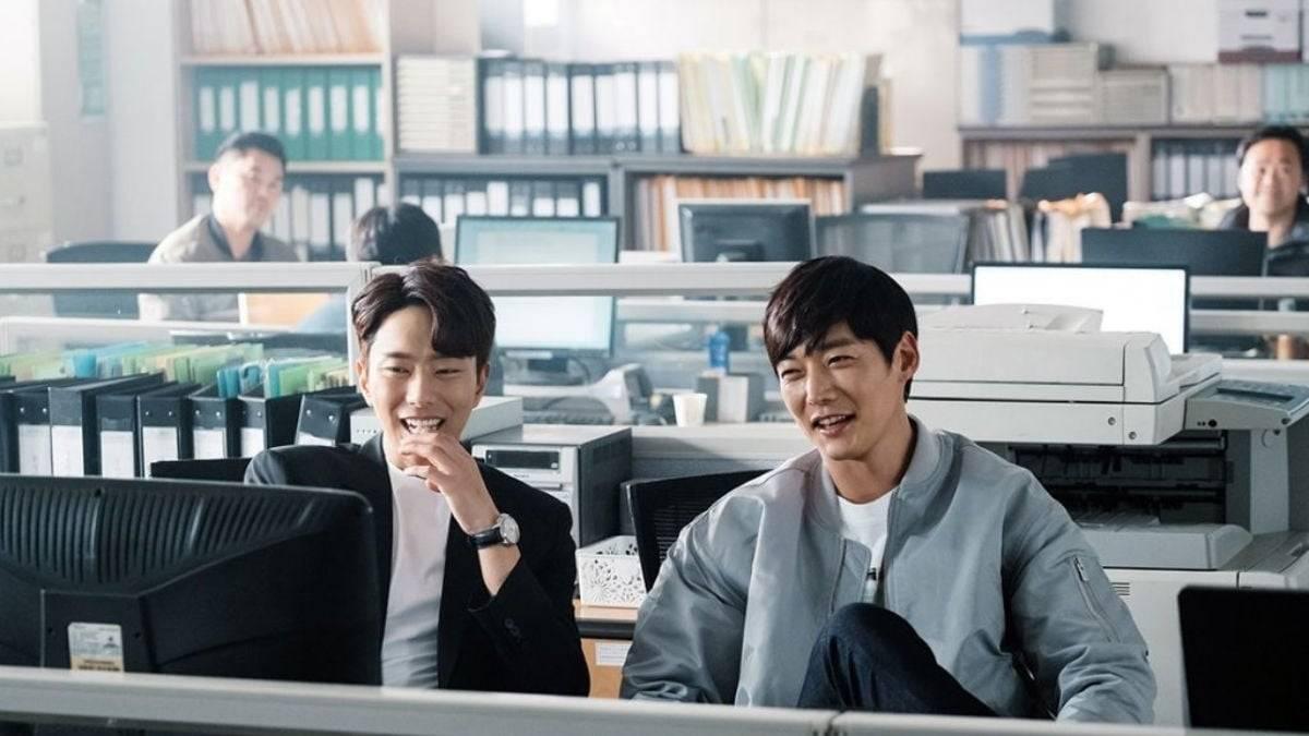 Tunnel Kwang Ho and Seon jae bromance