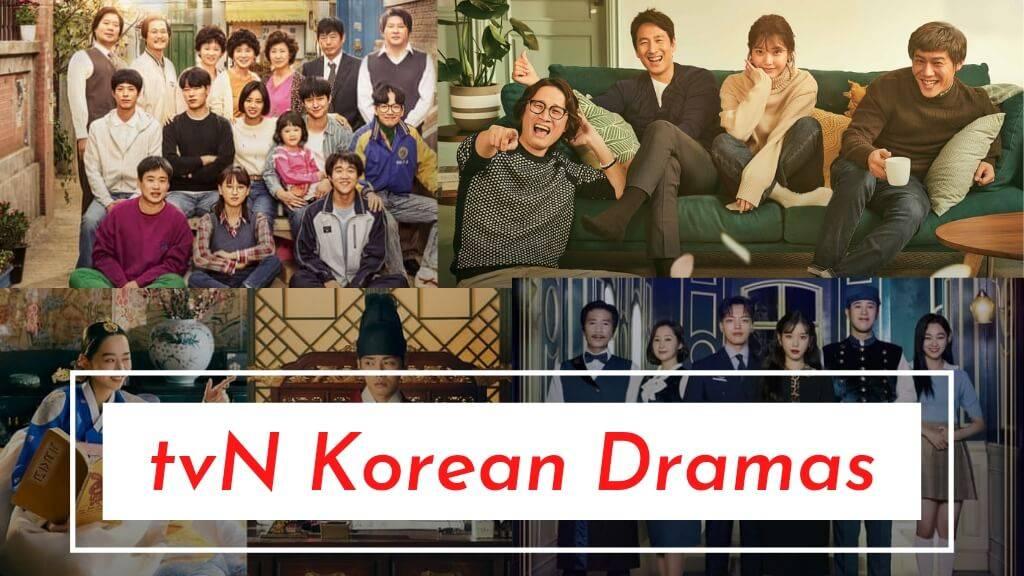 tvn korean dramas