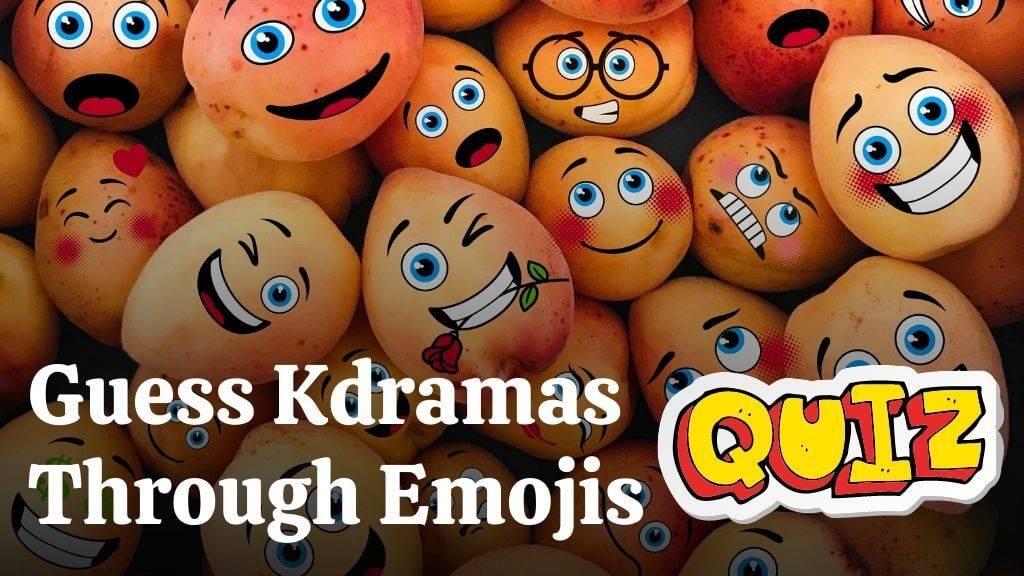 kdrama emoji quiz