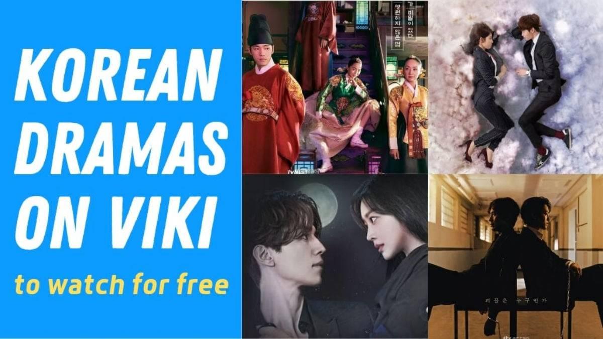 Korean Dramas on Viki
