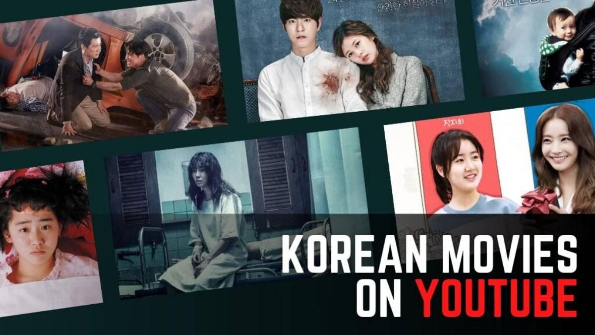 korean movies on youtube