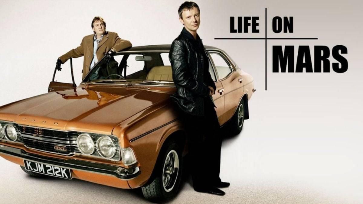 life on mars uk