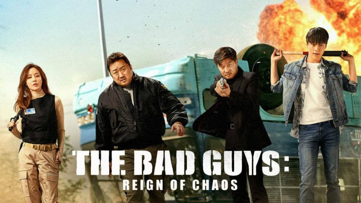 the bad guys reign of terror