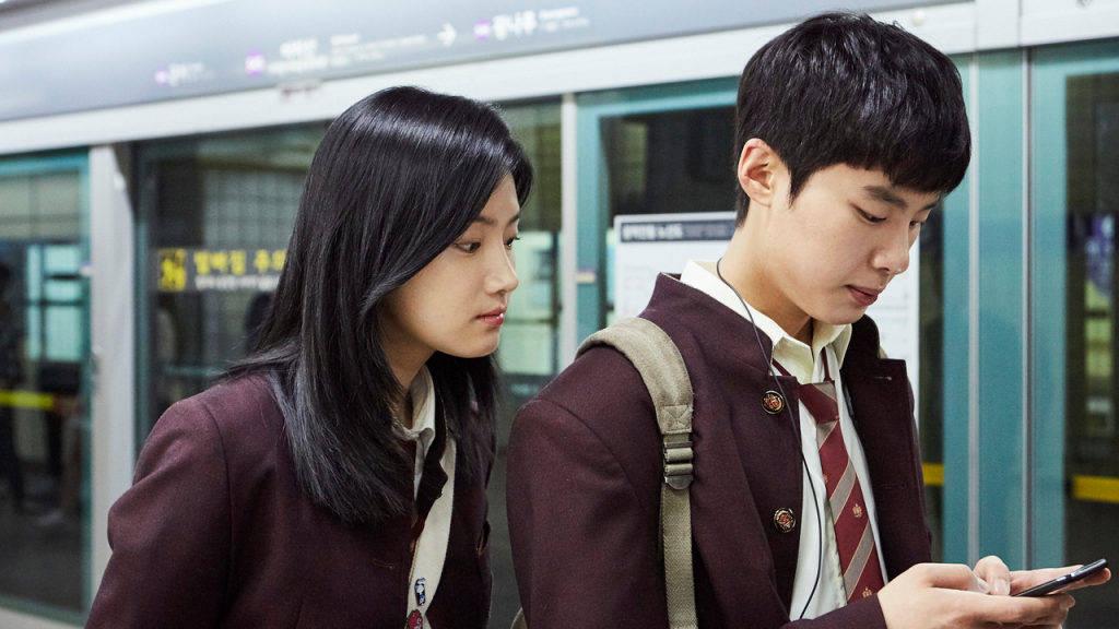 Bae gyu ri and oh ji soo