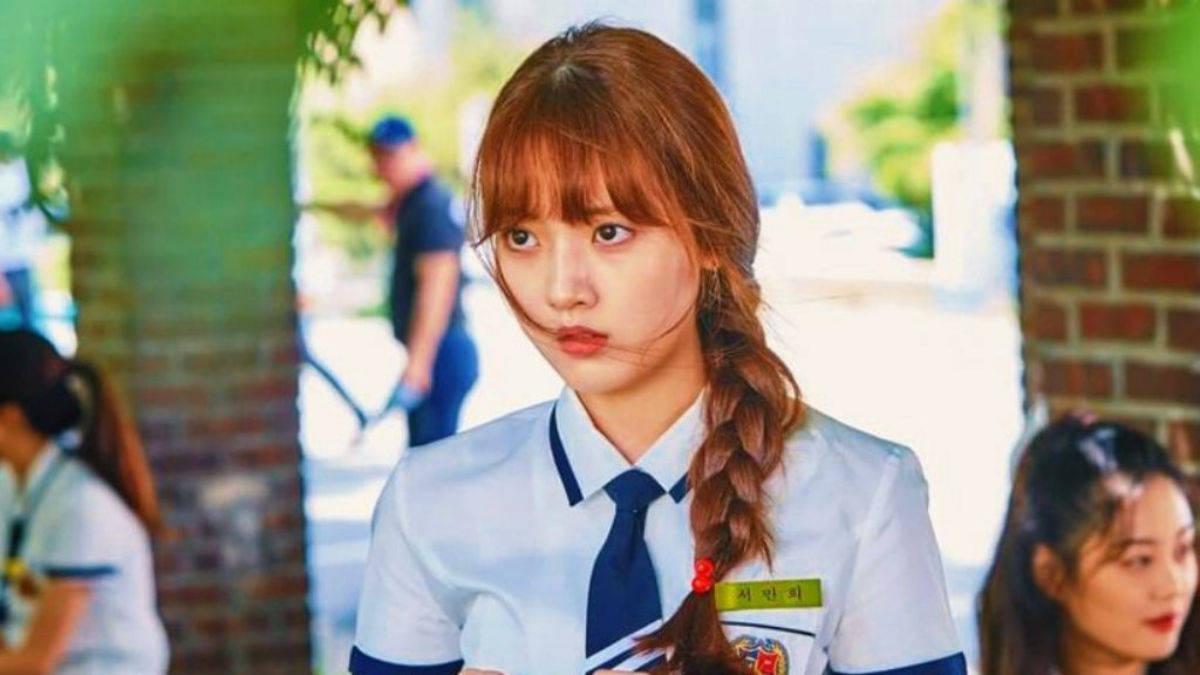Jung Da Bin as Seo Min Hee