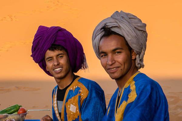 Ali and Amin
