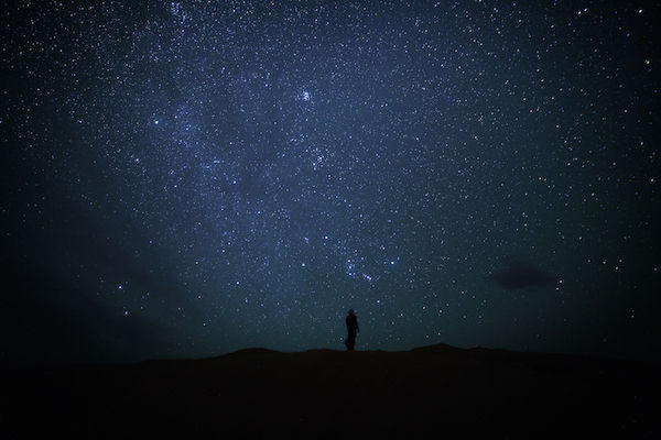 Starry Night in the Sahara