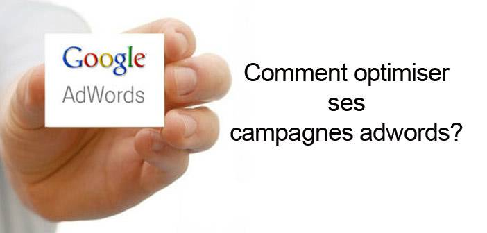 Optimiser ses campagnes adwords
