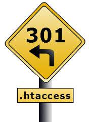 htaccess redirection 301