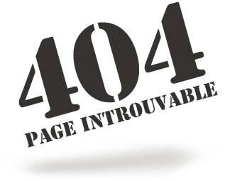 que veut dire erreur 404