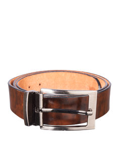 Khadim's Brown Lifestyle Leather Belt
