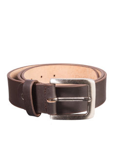 Khadim's Men Brown Leather Belt